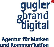 Logo gugler brand & digital